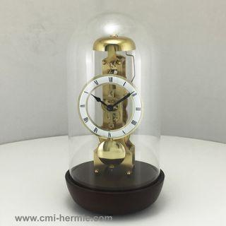 Bronx - Table Clock Walnut -Skeleton - Ltd Ed