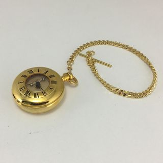 Jaccard Savonette Gold pocket watch