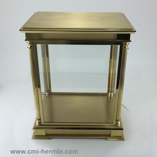 Solid Brass Display Case-Lg