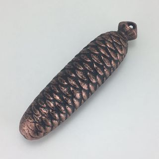 Weight 1.50KG Pine Cone Shape