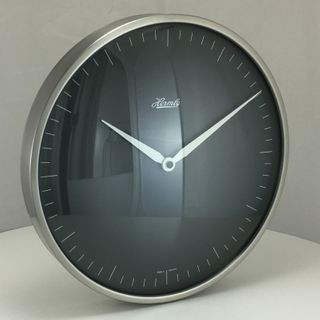 Tooley - Large Dark Wall Clock 40cm