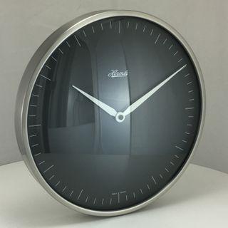 Tooley - Large Dark Wall Clock 40cm