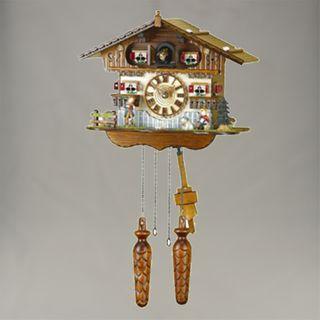 Freiburg - Cuckoo Clock - Quartz