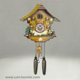 Neustadt - Cuckoo Clock - Quartz