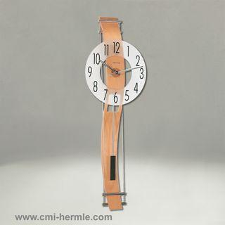 Kennington - Beech Wall Clock Qtz