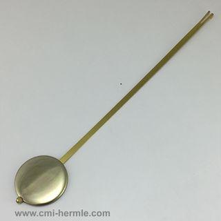 Quartz Pendulum 70mm dia x 400mm Max length for Takane