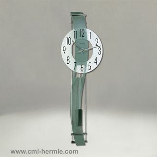 Kennington - Anthracite Wall Clock Qtz