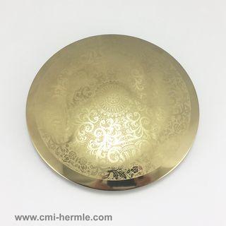 Pendulum Disk 180mm Mech Etched