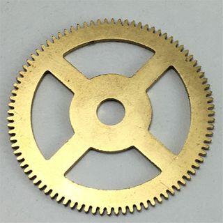 Brass Gear 40.2mm Dia. 88 Teeth
