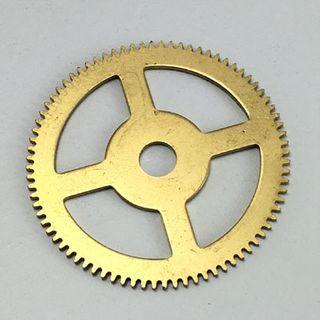 Brass Gear 40.0mm Dia. 80 Teeth