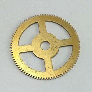 Brass Gear 39.7mm Dia. 86 Teeth