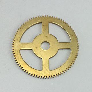 Brass Gear 39.6mm Dia. 84 Teeth