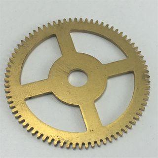 Brass Gear 39.4mm Dia. 76 Teeth