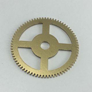 Brass Gear 38.9mm Dia. 74 Teeth