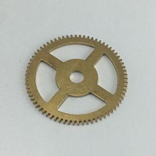 Brass Gear 38.7mm Dia. 70 Teeth