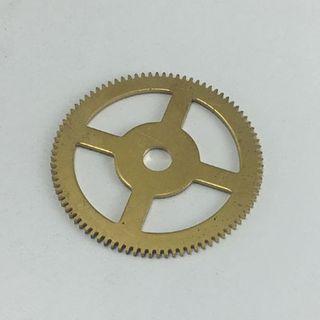Brass Gear 39.7mm Dia. 88 Teeth