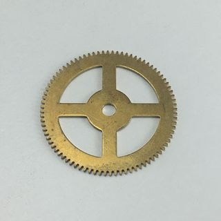Brass Gear 32.2mm Dia. 84 Teeth