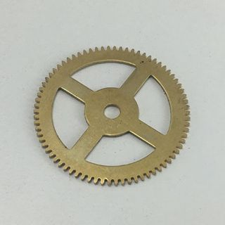 Brass Gear 31.6mm Dia. 74 Teeth