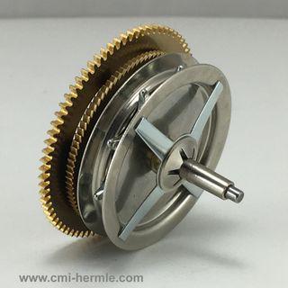 Chain Wheel Hermle suit 1171 mvt