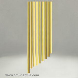 Triple Chime Tubes suit W.01171.890