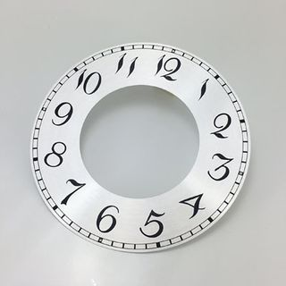 Time Ring 204mm Arabic Printed