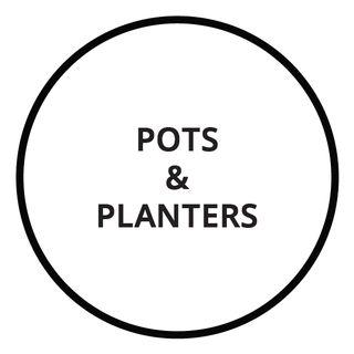 Shop Pots & Planters