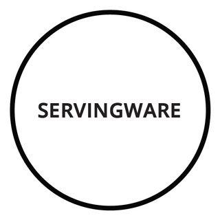 Shop Servingware