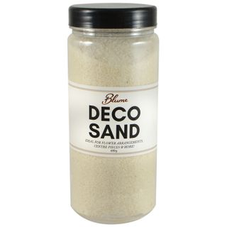 700Gr 1-2Mm Acrylic Sand In TubeNatural#