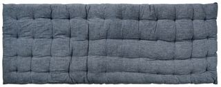 45x120cm Cotton Quilted Benchpad-Chambr#