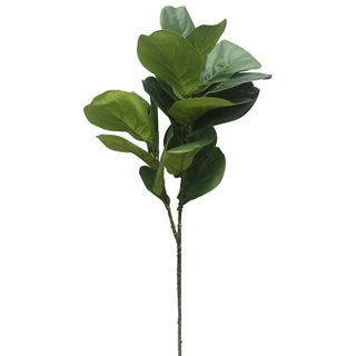 Ficus Lyrata Real Touch Stem 113cm