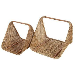 Alta S/2 Rat/Will Baskets 54x68x51cm-Nat