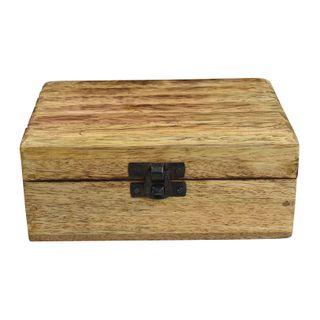 Callan Wood Box 10x15x6.5cm- Natural