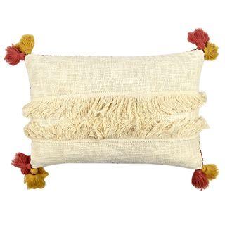 Macawi Cott Cushion 40x60cm Ivory/Blush