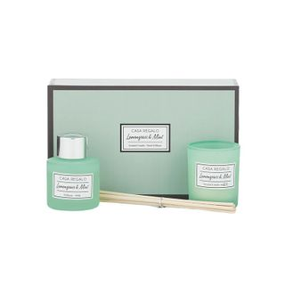 Printemps Candle/Diffuser Gift Set Green