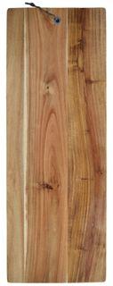 70x25x1.8cm Rect Acacia Serving Board