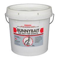 BunnyBait Pindone Oat Bait 5kg Pail