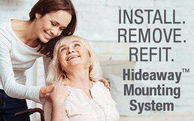 Hideaway™ Mounting System