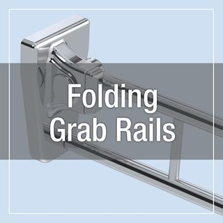 FOLDING GRAB RAILS