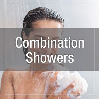 COMBINATION SHOWERS