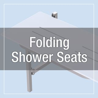 FOLDING SHOWER SEATS