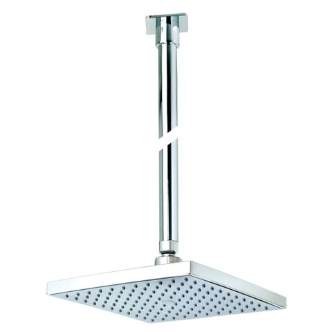 Quewb Vertical Ceiling Shower - 350mm