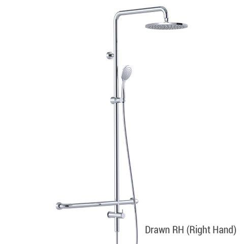Linear Twin Waters/Streamjet (45) - RH