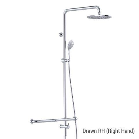 Linear Twin Waters/Streamjet (65) - RH