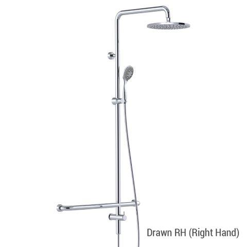 Linear Twin Waters/Streamjet Turbo (45) - RH
