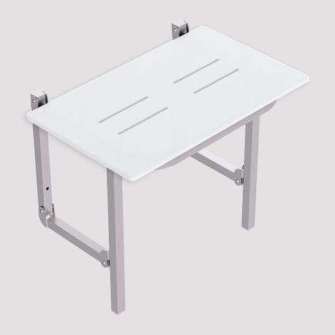 Compact Shower Seat - Satin Supreme
