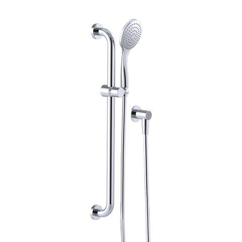 Streamjet Comfort Rail Shower - Chrome