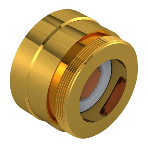 M22 Aerator Adaptor Female (Gold) - 12L/min