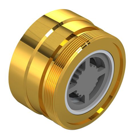 M24 Aerator Adaptor Male (Gold) - 4.5L/min