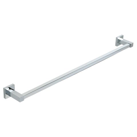 500 Series Single Towel Rail 600mm