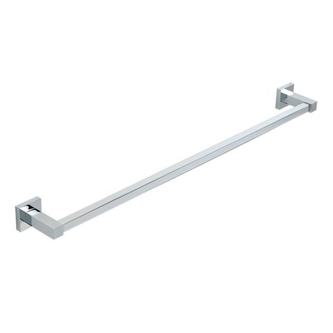 500 Series Single Towel Rail 750mm